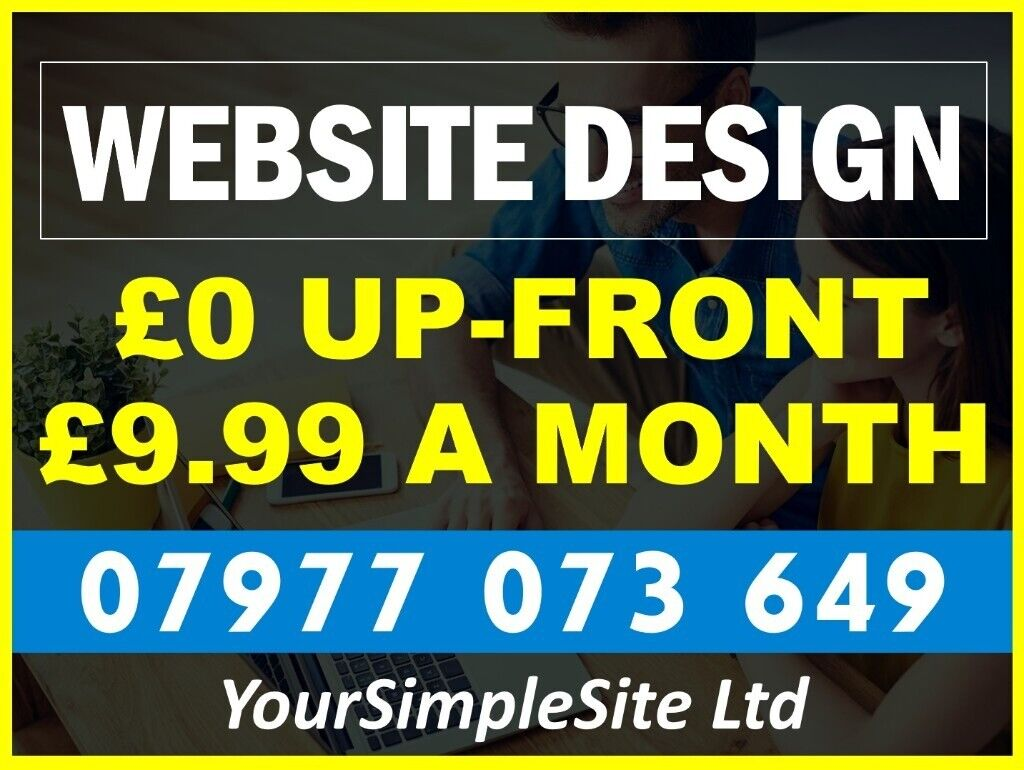 Great Value Small Business Website Design From A Uk Ltd Company Low Cost Affordable Cheap Web In Wrexham Gumtree