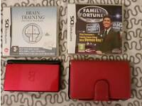 Nintendo DS Lite + 2 X Games