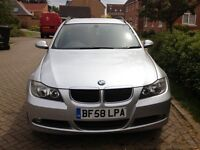 BMW 320d Edition ES Touring Auto with Sport/Manual Model. Great Condition!