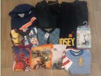 Boys clothes bundle age 8-9