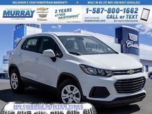 2017 Chevrolet Trax **Rear Vision!  Front Bucket Seats!**