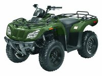 2015 Arctic Cat 400 -