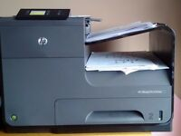 HP X451DW - fastest ink printer + huge ink tanks (up to 170ml (25x normal)). Perfect condition.