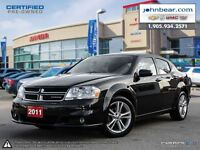2011 Dodge Avenger SXT JUST TRADED, ONE OWNER VEHICLE