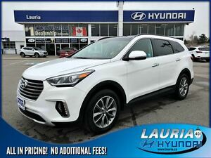 2017 Hyundai Santa Fe XL V6 AWD Luxury 7 Passenger - Panoramic s