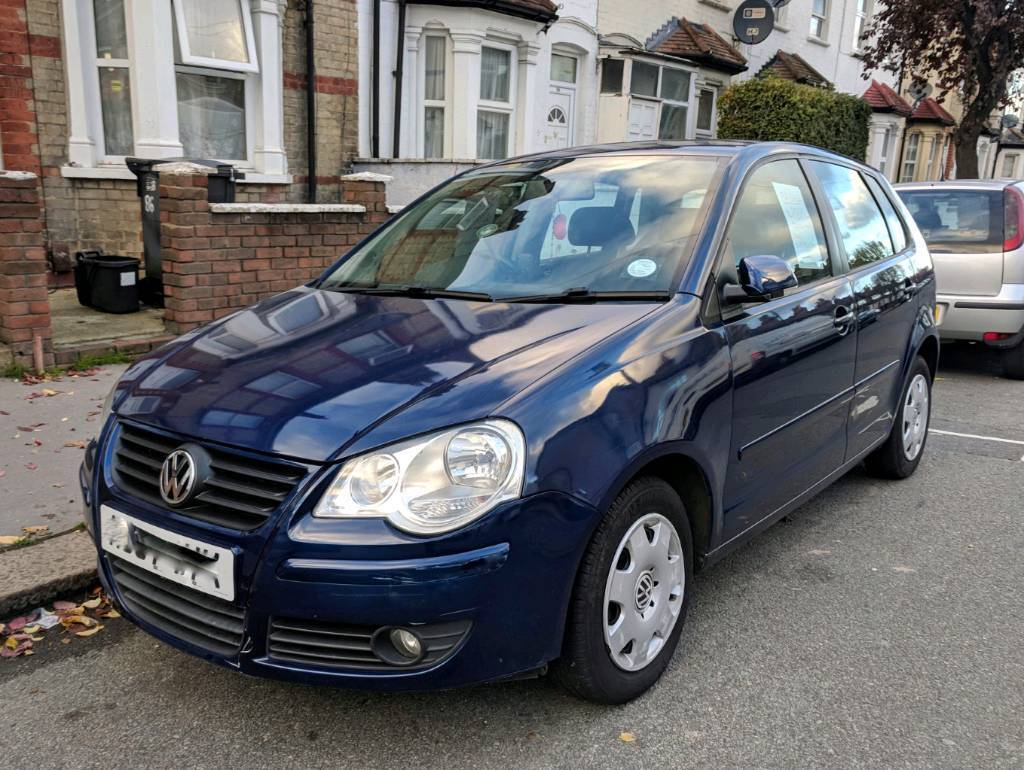 Volkswagen Polo 1.2, low milage 2008