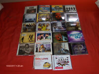 lots of mixed music cds forsale