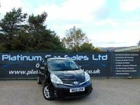 NISSAN NOTE ACENTA (black) 2010