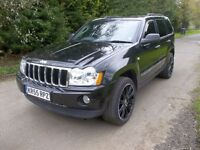 *WILLOW MOTORS OFFER A JEEP GRAND CHEROKEE 3.0 CRD V6 AUTO DIESEL LTD *FULLY LOADED*
