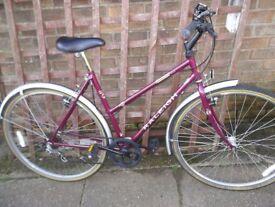 Fantastic condition Raleigh Pioneer bike
