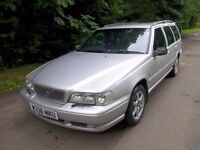 *WILLOW MOTORS OFFER A VOLVO V 70 2.4 CLASSIC 7 SEATER ESTATE*
