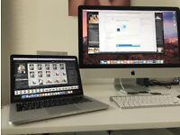 Macbook Pro 13 inch Late 2014 8GB Ram 2.6ghz Core i5