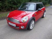 *WILLOW MOTORS OFFER A MINI COOPER 1.6 TD COOPER DIESEL *