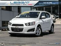 2012 Chevrolet Sonic LS*FUEL EFFICIENT*ONE OWNER*