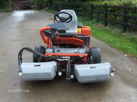 Jacobsen G-Plex III Rotary Mower