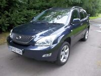 *WILLOW MOTORS OFFER A LEXUS RX300 SE AUTOMATIC* LEATHER*SERVICE HISTORY*