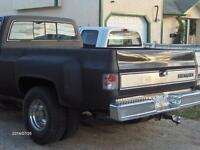 Chev Dually Box