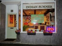 Indian Takeaway For Sale in Thames Ditton with A3 Licence