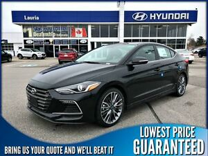 2017 Hyundai Elantra 1.6L Turbo Sport Manual