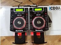 Numark cddj ndx 200 Excellent used condition with box.