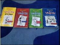 Diary of a Wimpy Kids