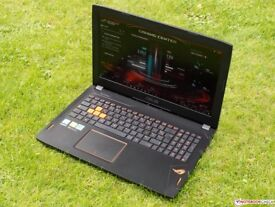 GTX 1070 Gaming Laptop: ASUS GL502VS!!!