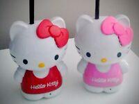 Hello Kitty walkies talkies