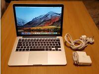 "Apple MacBook Pro 13"" Core i5 2.6, 8GB, 128GB, Iris 5100, Mid 2014 Retina, A1502"