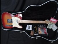 Fender Telecaster deluxe 2005