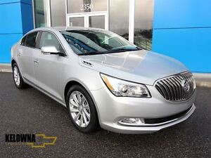 2016 Buick LaCrosse Leather Remote Start Back Up Camera