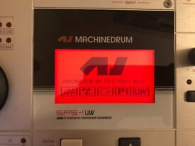 Machine Drum Mkii UW + Drive with Turbo Midi Interface