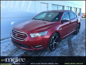 2015 Ford Taurus Limited All Wheel Drive Absolutely Loaded!!