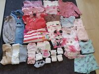 Massive girls Spring/summer clothes bundle 18 months- 4 years ( 47 items +) £30