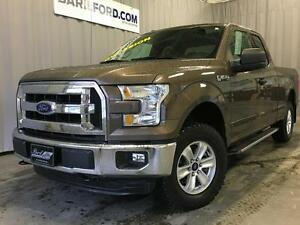 2015 Ford F-150 KING-CAB XLT 4X4 CHROME PACK