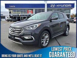 2017 Hyundai Santa Fe Sport 2.0T AWD Limited Ultimate - DEMO MOD