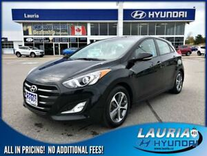 2016 Hyundai Elantra GT GLS Manual Low kns / Panoramic sunroof