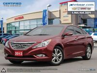 2013 Hyundai Sonata Limited BLUETOOTH, WITH VOICE COMMANDS