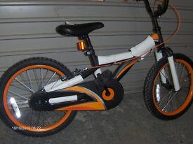 Nitro 18 Inch Kids Bike