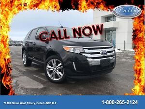 2014 Ford Edge SEL, Moonroof, Navigation, Leather!!!