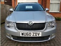 Skoda Superb 2.0 TDI CR DPF Elegance 5dr Estate (170 bhp) great mpg