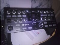 superb zomo mc-1000 midi controller plus extras