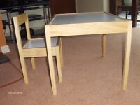 Childs Table & Chair