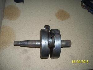 Honda CR125 crank crankshaft