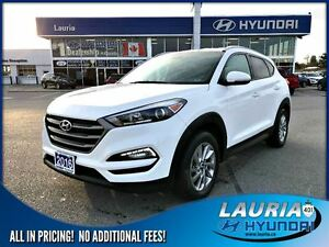 2016 Hyundai Tucson 2.0L AWD Premium - Backup camera