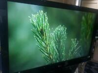 """Lg 42"""" hd lcd tv with built in hd freeview"""
