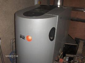 Froling P2 Wood Pellet Burner