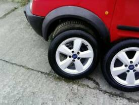 Ford transit connect alloy wheels