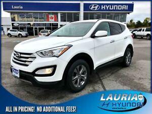 2015 Hyundai Santa Fe Sport 2.4L FWD Bluetooth / Heated seats