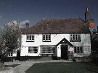 Commis Chef at The Vine Goudhurst a stunning 17th Century Pub and Grill