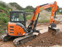 Wanted track digger 3 to 6 tonne or rubber wheeled digger anything from £1500 to £5000